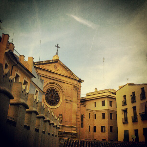 #valencia #lonja #comercio #arquitectura  #Iglesia #skyline #lovevalencia