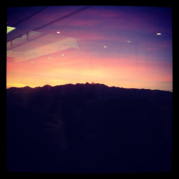 Espectaculares colores del cielo! #lovevalencia #loveatardeceres