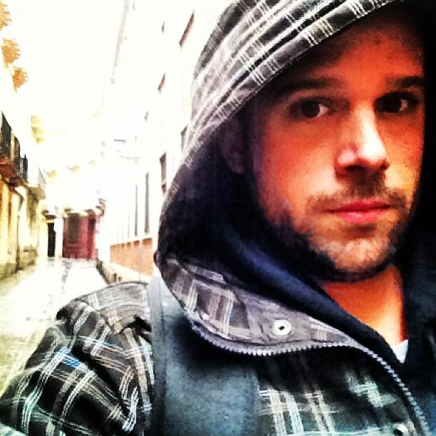 Menudo día ???#rain #cool #valencia