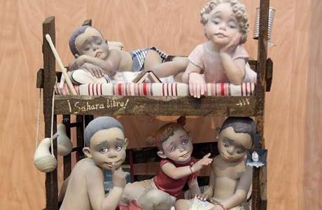 Ninot infantil indultat 2015