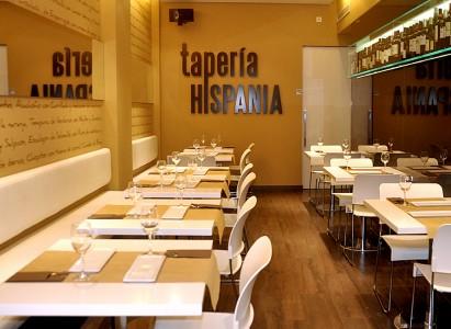 Tapería Hispania Valencia