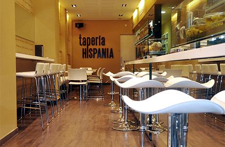 Tapería Hispania tapas en valencia
