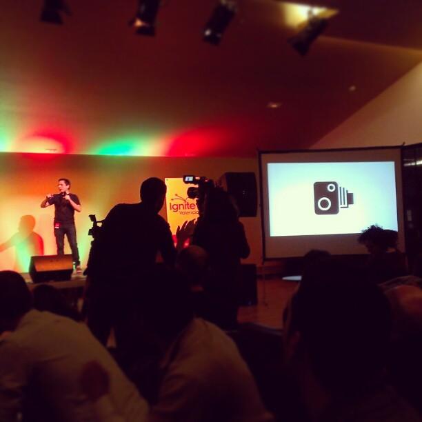En #IgniteVLC3 #lovevalencia