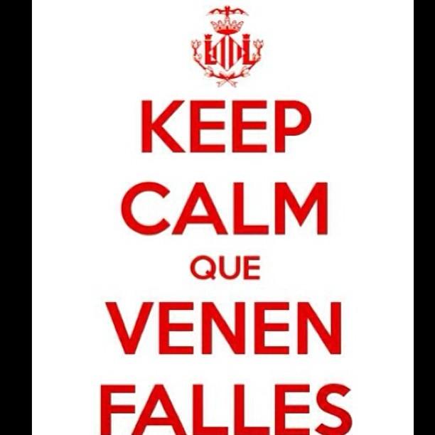 Ya casiiii... Pero antes podéis venir a nuestro evento #FallasandTweets del día 20 de febrero en Falla Blanquerias, más info en el Link de nuestra BIO ???????? ¿Ganas de fallas? ???????????????????????? #instafallas #fallas2013 #valencia #lovevalencia #igers