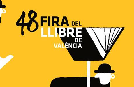 48 Feria del libro Valencia 2013