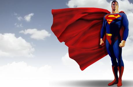 75 años de Superman en la FNAC de Valencia 2013
