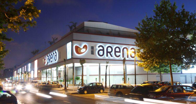 centro comercial arena valencia
