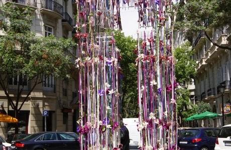 Cruces de Mayo 2013 en Valencia