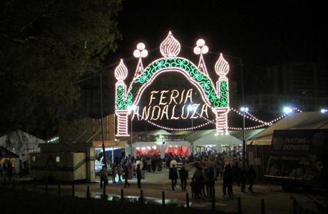 Programación Feria Andaluza Valencia 2013