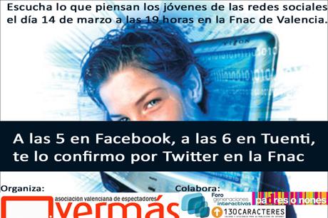 Jornada Redes Sociales Valencia