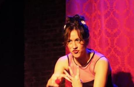 maria juan Café Teatro Valencia 2013