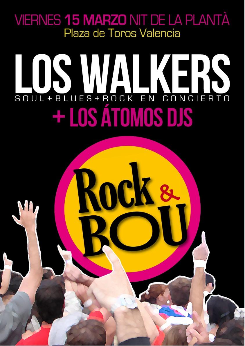 Rock and Bou Valencia 2013