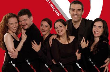 Besos en el Teatro Flumen de Valencia 2013