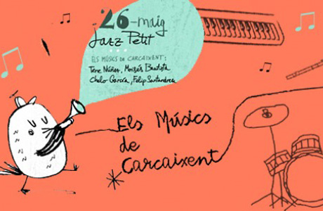 Jazz Petit en el Jardín Botánico de Valencia