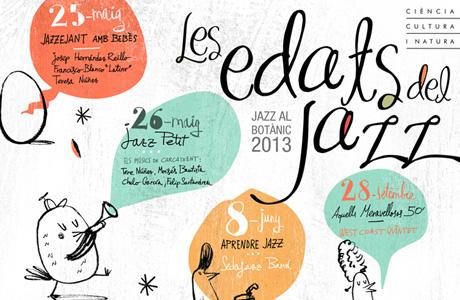 Jazzeando con bebés en el Jardín Botánico de Valencia