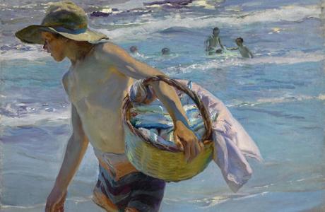 Más de treinta pinturas de Sorolla se expondrán por primera vez en Valencia