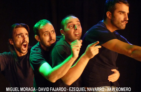 Spontan en la Sala Carolina de Valencia el 2 de junio del 2013