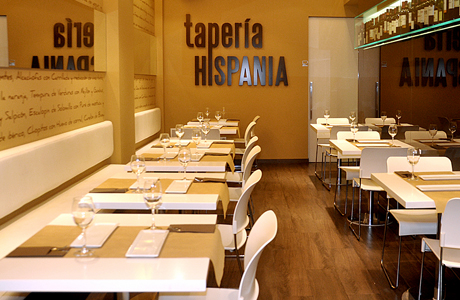Taperia Hispania en Valencia