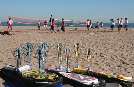 Torneo de Primavera de Tenis Playa