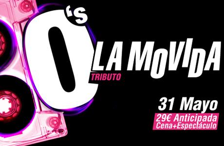 Tributo de La Movida en el Casino Cirsa de Valencia V