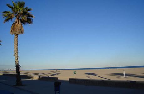 playa patacona valencia