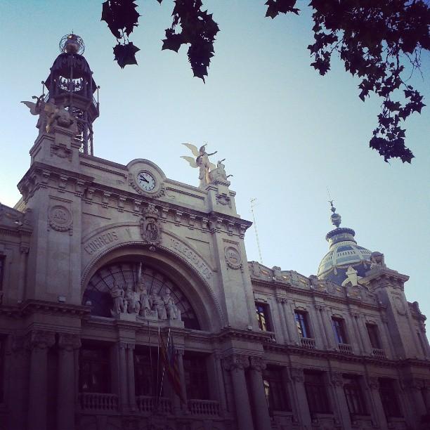 Correos y telégrafos #Valencia