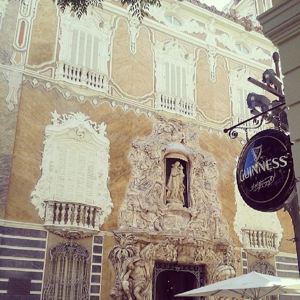 Palacio del Marqués de Dos Aguas,#Valencia