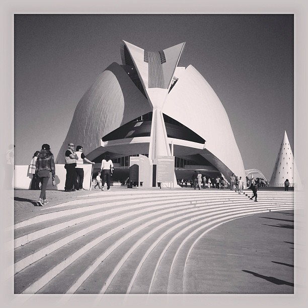 Palau de les Arts #lovevalencia