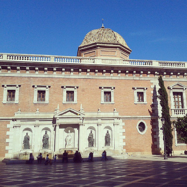Plaza del Patriarca,  #Valencia
