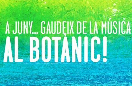El mes de la música en el Jardín Botánico de la Universidad de Valencia