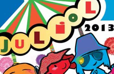 Feria de Julio 2013