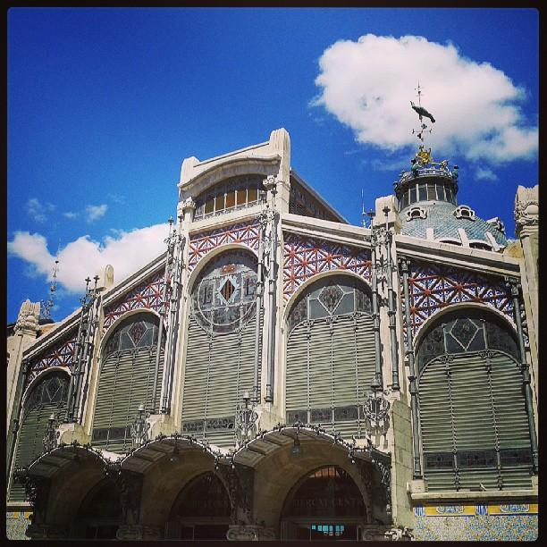 Mercat central #Valencia #lovevalencia
