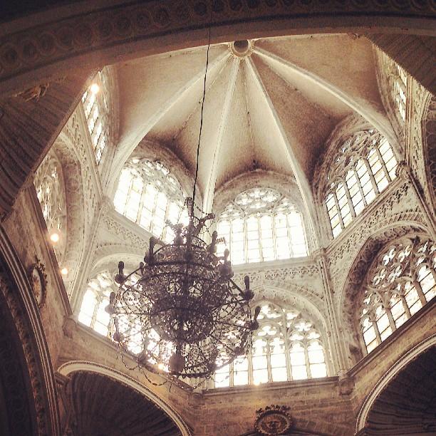 #Catedral de #Valencia #lovevalencia, #p3top, #igersworld