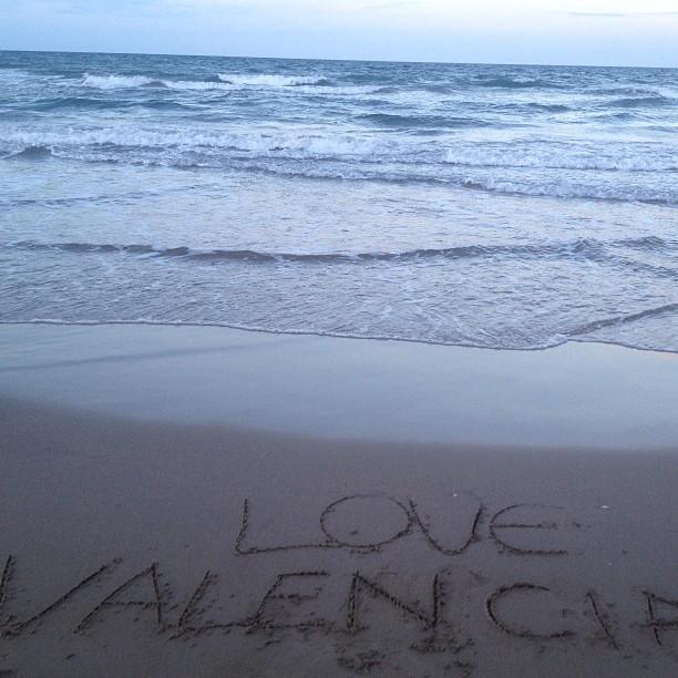 #lovevalencia #sinretoques!