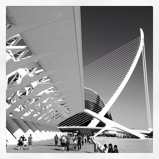 Ciudad de las Artes #lovevalencia