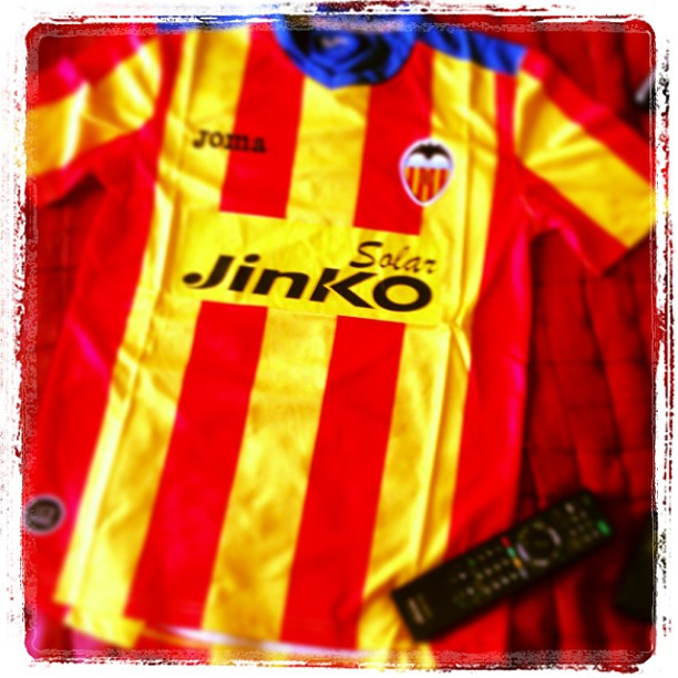 #lovejersey #jersey #valencia #away ????????????????????????