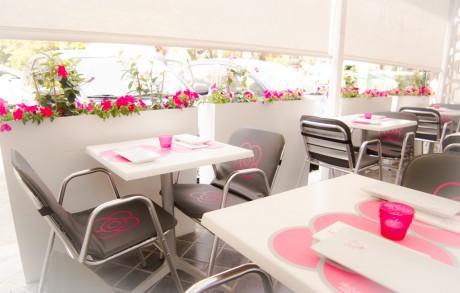 Terraza de Verano Miss Sushi Cánovas de Valencia