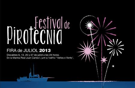 Castillos Feria de Julio