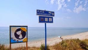 playa aiguaoliva