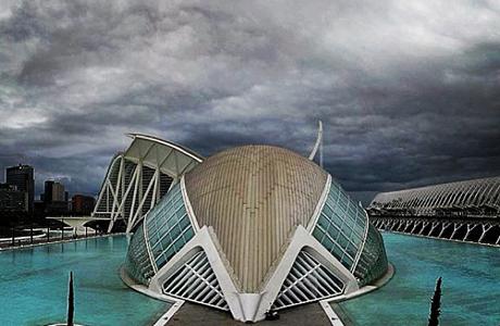 Valencia lluvia