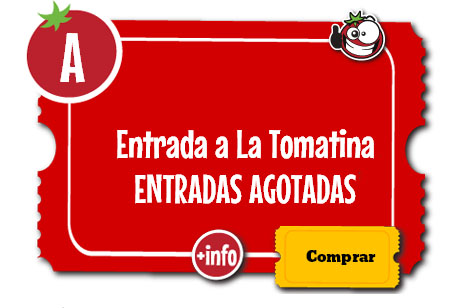 Entradas Tomatina 2013