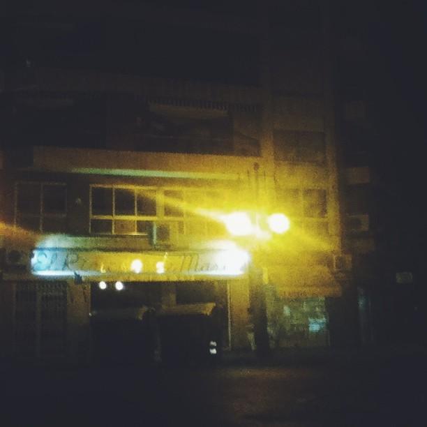 Y se nos hizo de noche ???????????? #valencia #lovevalencia