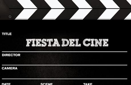 Fiesta del cine en Valencia