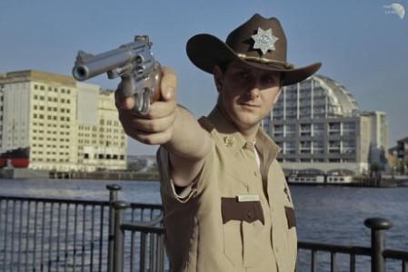 The Walking Dead disfraz