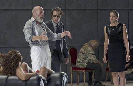 El Rey Lear en el Teatro Rialto