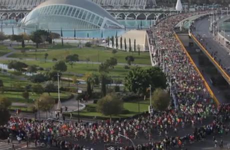 Maraton Valencia 2013