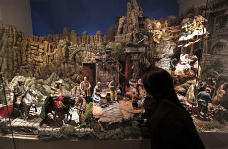 Belén Museo Cerámica