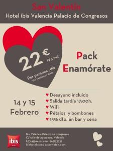 Hotel Ibis San Valentín
