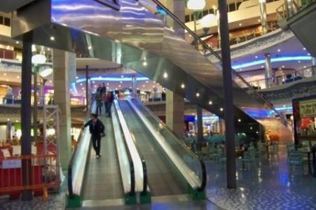 Interior Centro El Saler