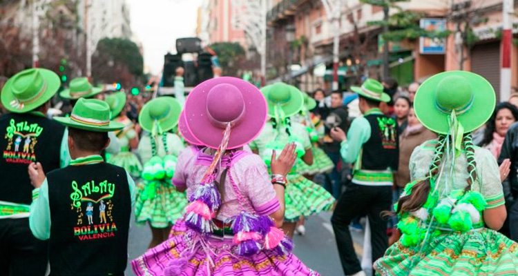 fiesta de carnaval en ruzafa